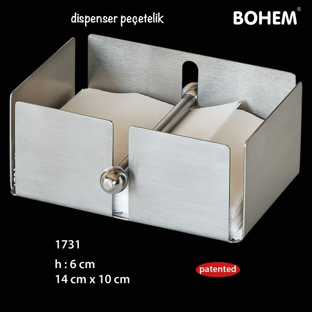 Dispenser Peçetelik