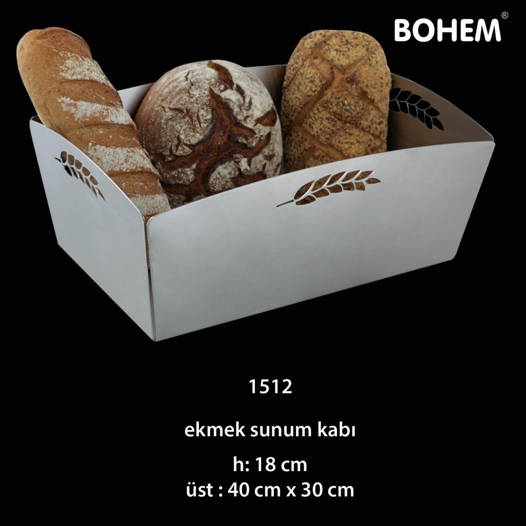 Ekmek Sunum Kabı