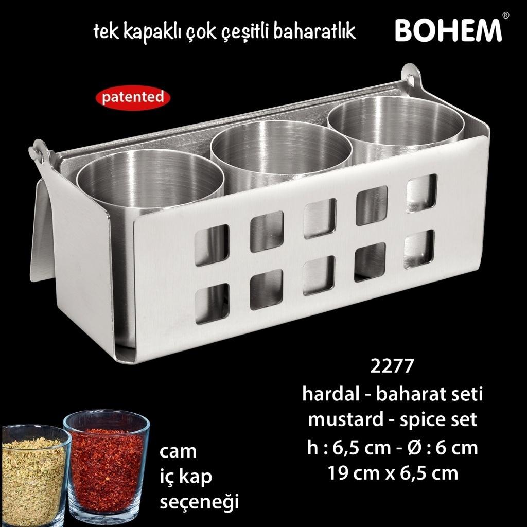 HARDAL BAHARAT SETİ ÜÇLÜ