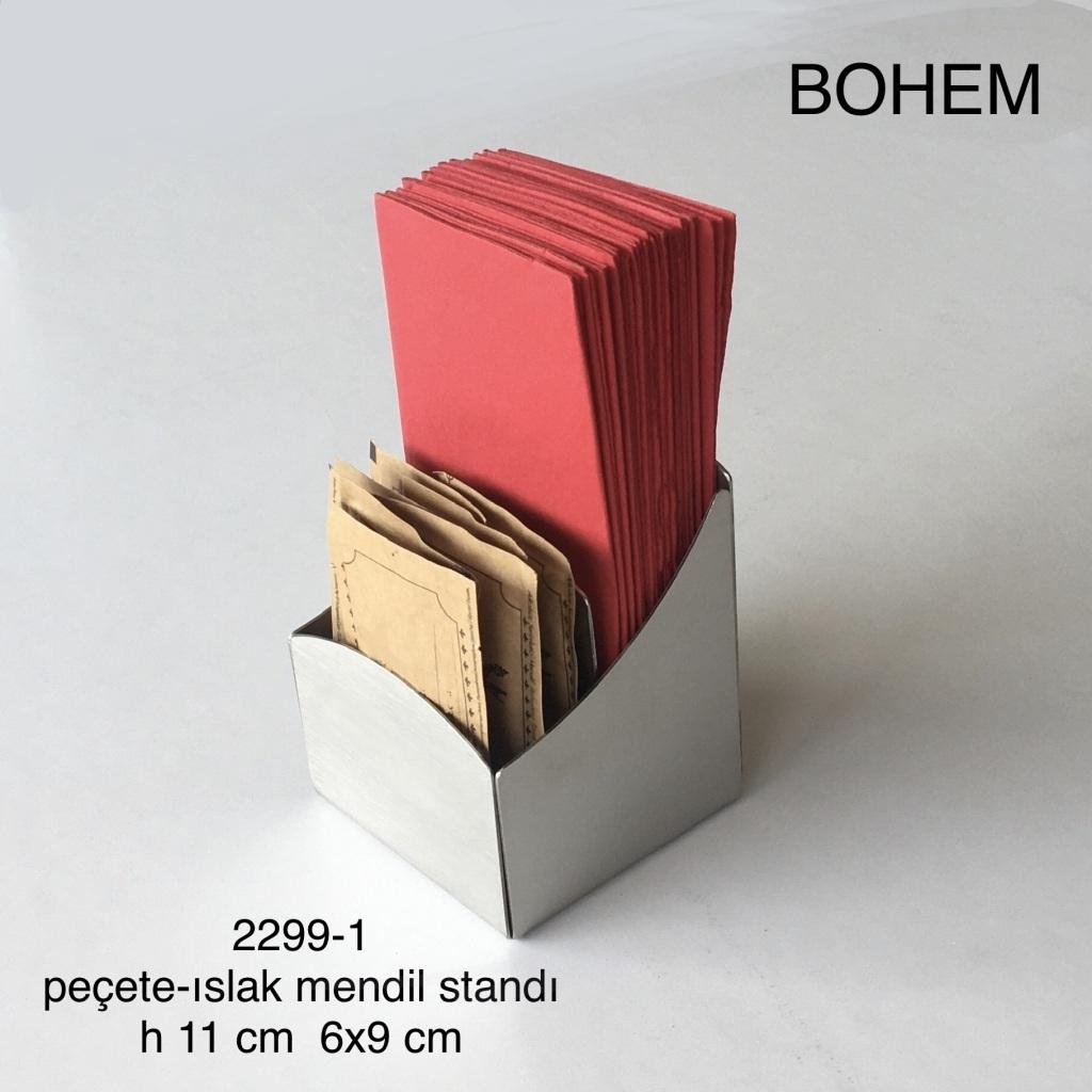 PEÇETE ISLAK MENDİL STANDI BURGER MODEL